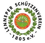 Vereinslogo: Lenneper Schützenverein 1805 e.V.