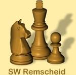 Vereinslogo: Schachverein Schwarz-Weiss Remscheid