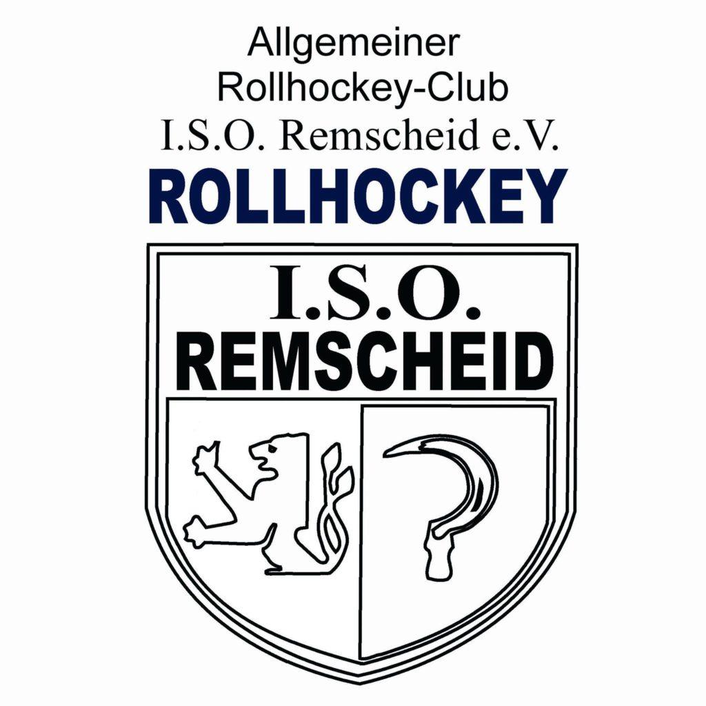 Vereinslogo: Allgemeiner Rollhockey Club I.S.O. Remscheid e.V.