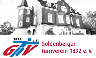 Vereinslogo: Goldenberger Turnverein 1892 e.V.